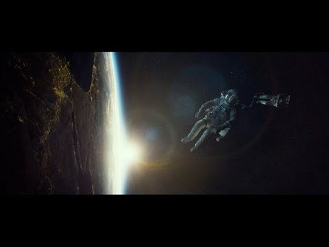 Trailer film Gravity