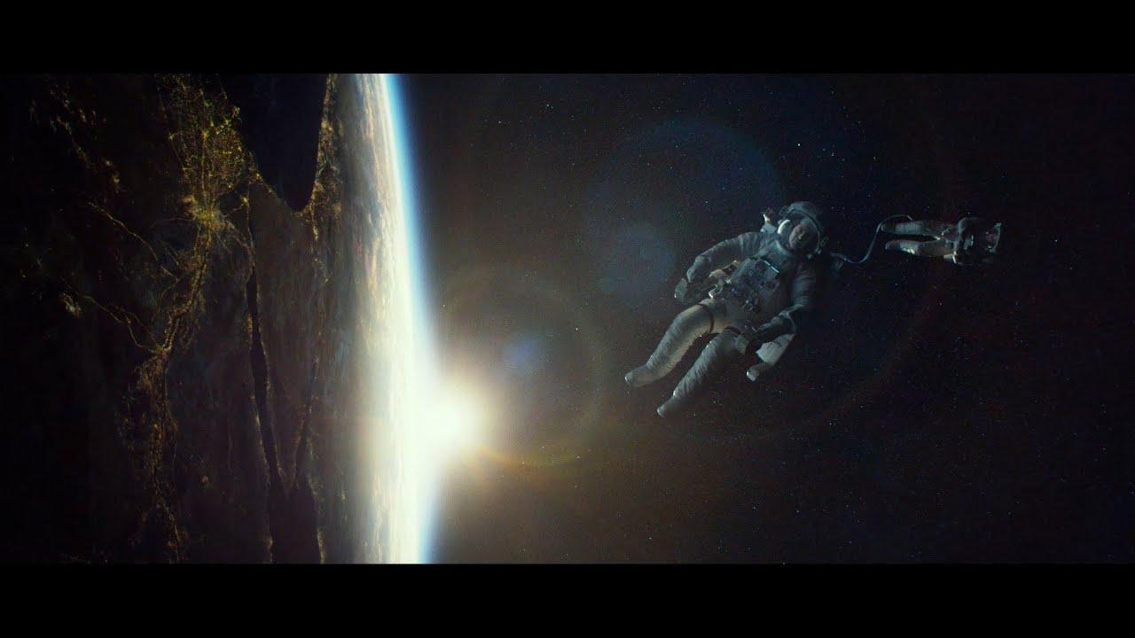 'Gravity' in avant-première