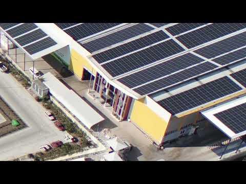 Ersoplast Rooftop Solar Energy System
