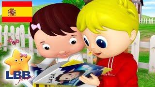 Canciones para Niños | Cancion de libro | Canciones Infantiles | Little Baby Bum Júnior