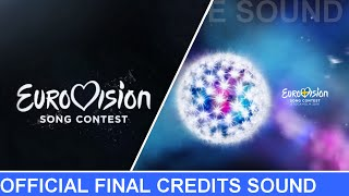 Eurovision 2016 - Official Grand Final credits music (HD)