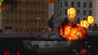 Doom: Tanks and Helicopters