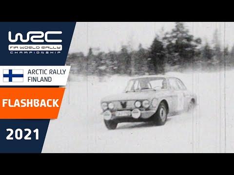 懐かしすぎるWRC 2021 第2戦のラリーフィンランド 過去の雪上ラリーからベストシーンを集めたダイジェスト動画