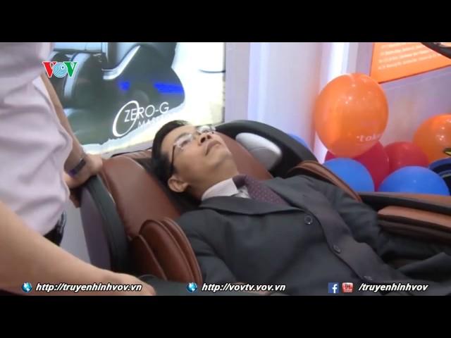 Thương Hiệu Ghế Massage Cao Cấp Số 1 Thế Giới - Tokuyo