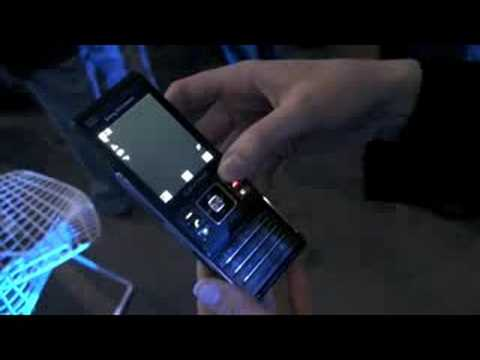 Sony Ericsson's C905 Spotted At UCHI