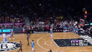 1st Quarter, One Box Video: Brooklyn Nets vs. Sacramento Kings