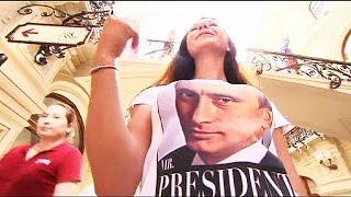 Les T-shirt Poutine s