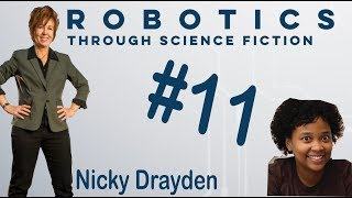 The RTSF Podcast   Episode 11   Nicky Drayden