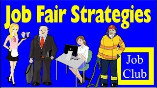 Job Fair Strategies   How To Make The Most Of Attending A Career Fair 2017