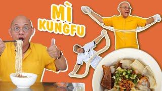 Food For Good #422: Color Man thi triển kungfu kéo mì sợi và cái kết đắng cho đệ tử !