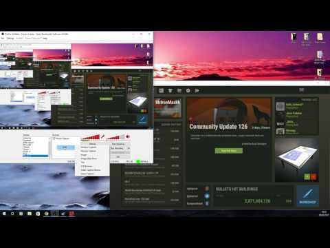 OBS Fullscreen Stream/Record Game Capture Black Screen Fix