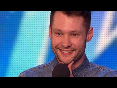 Calum Scott - Britain's Got Talent 2015 Audition week 1 (видео)