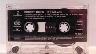Robert Miles - album ''Dreamland'' (cassette HQ)