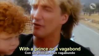 Rod Stewart - Forever Young - Subtitulado Español & Inglés