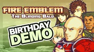 Birthday Stream: Fire Emblem, The Blinding Bald Showcase
