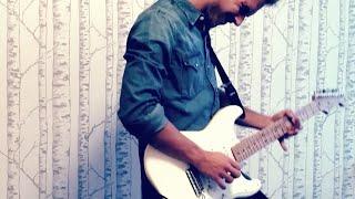 R&B/Neo soul guitar jam - We All Try - Frank Ocean