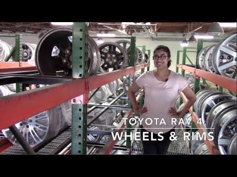 Factory Original Toyota Rav 4 Wheels & Toyota Rav 4 Rims – OriginalWheels.com