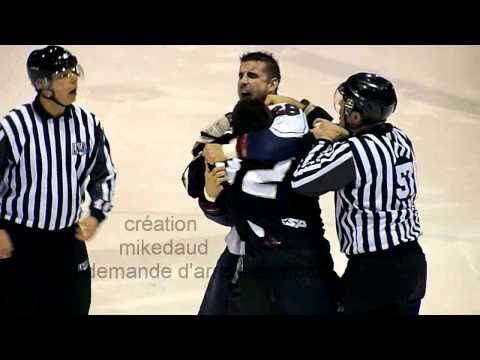 Curtis Tidball vs. Thierry Douville