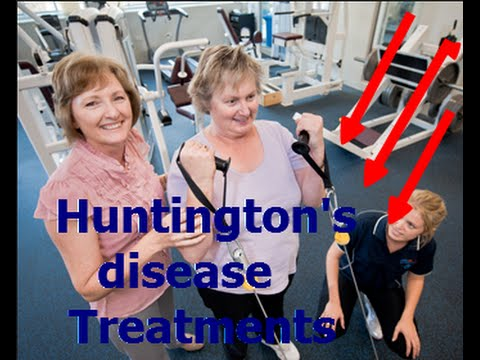 Video Learn How To Treat Huntington's Disease Patients