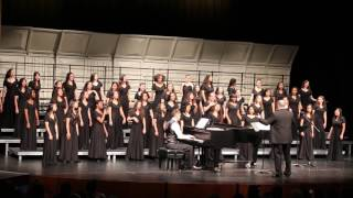 ACHS Treble Choir - Beauty School Dropout, from Grease