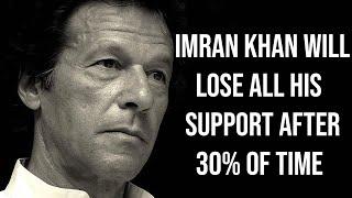 Imran Khan Ki Hakoomat ko 30% time milay ga | Qasim Ka Inkishaf