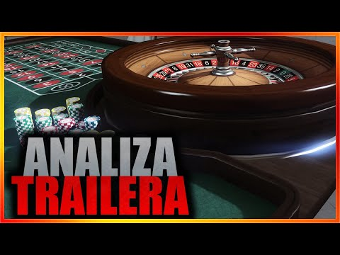 ANALIZA TRAILERA DLC + REAKCJA - GTA ONLINE CASINO
