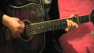 Dappy - No Regrets - Guitar Cover