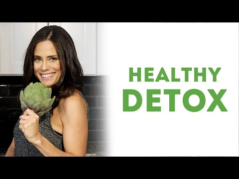 Video Healthy Detox Diet: How to Cleanse Your Body Naturally with Food  |  Keri Glassman