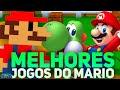 Melhores Jogos Do Mario Para O 3ds