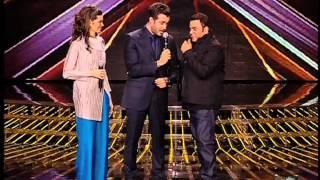 الحلقة الثانية عشر كاملة - العروض المباشرة - The X Factor 2013