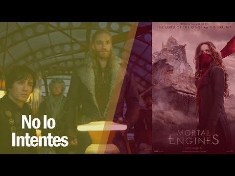 #CineMusicaYAlgoMás | Máquinas mortales
