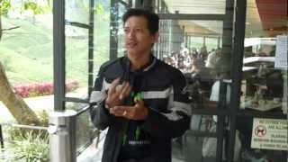 DEAF MALAYSIA 2012 DMG SHAHRIL CAMERON HIGHLANDS