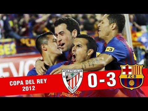 ATHLETIC 0 - 3 FC BARCELONA (2012)   La Hemeroteca del Fútbol