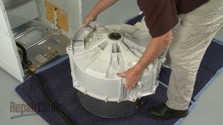 Frigidaire Front-Load Washer Noisy? Rear Tub/Bearing #131525500