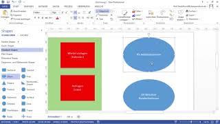 SharePoint - Bauplan mit Visio vorbereiten (2/2)