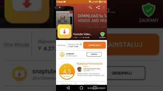 Aplikacja do pobierania muzyki i filmów z You Tube i nie tylko
