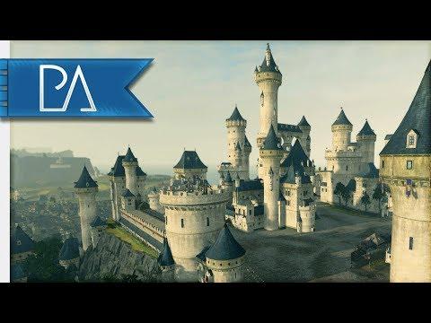THIS CUSTOM WARHAMMER CASTLE IS AMAZING! - Siege Battle - Total War: Warhammer 2