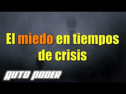 El miedo en tiempos de crisis