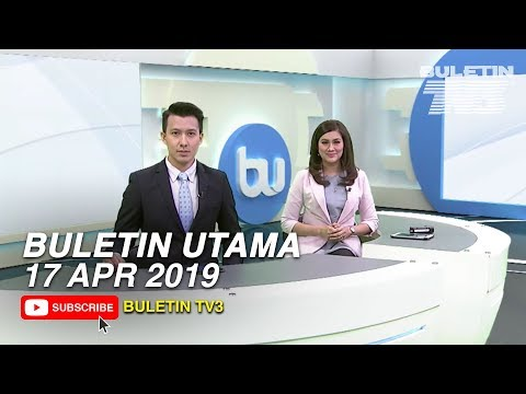 Buletin Utama (2019)   Rabu, 17 April