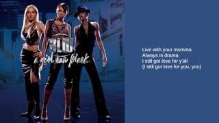 3LW: 08. This Goes Out (Lyrics)