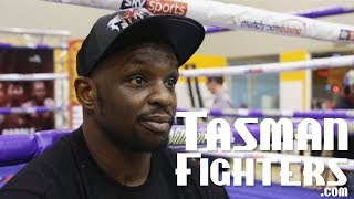 Whyte Calls Browne a 'Meathead'