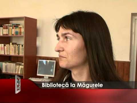 Biblioteca la Magurele