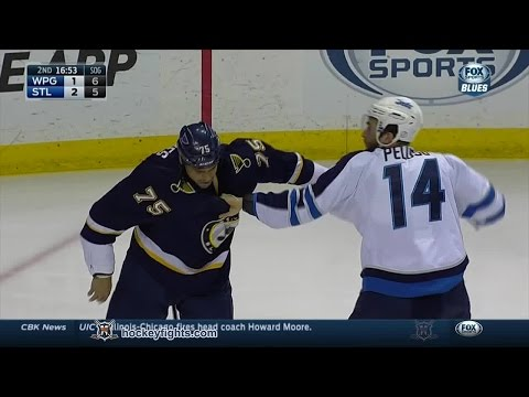 Anthony Peluso vs Ryan Reaves