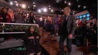 "Ellen Dancing to ""Best Of My Love"" by The Emotions"