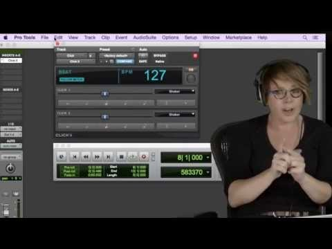 Pro Tools 12 for Songwriters   Lesson 1