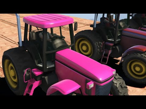 LOPEND NAAR DE FINISH TOE! (GTA V Online Funny Jobs)