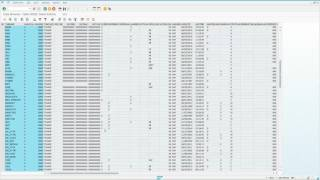 SAP Tables - Finding tables associated with Tcodes