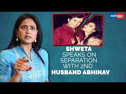 Shweta Tiwari breaks her silence on separation from Abhinav Kohli