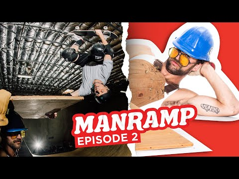 Manramp: Birdmanramp Episode 2