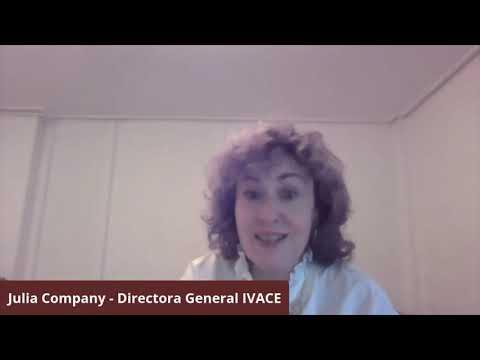 Entrevista a Julia Company, Directora de IVACE, en el Focus Pyme Mujeres y Tecnología